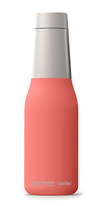 OASIS WATER BOTTLE PEACH 20oz